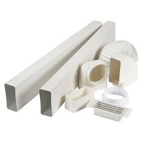 Пластиковые воздуховоды для квартиры