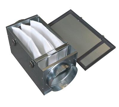 Приточно вытяжные установки для квартиры с фильтрацией воздуха