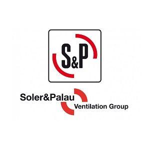 Круглые канальные вентиляторы Soler Palau