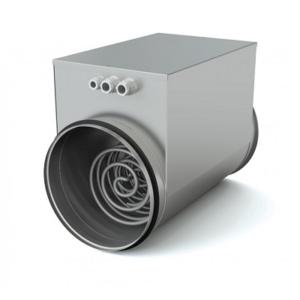 Вентиляционные установки с электрическим калорифером
