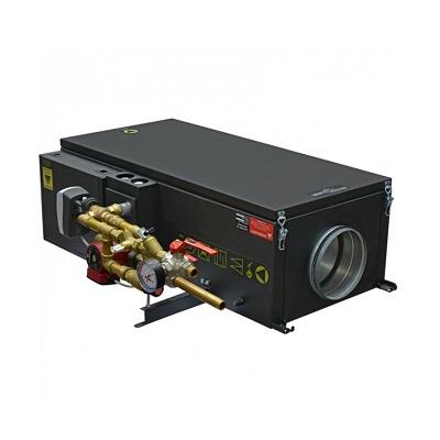 Вентиляционные установки с водяным калорифером для квартиры