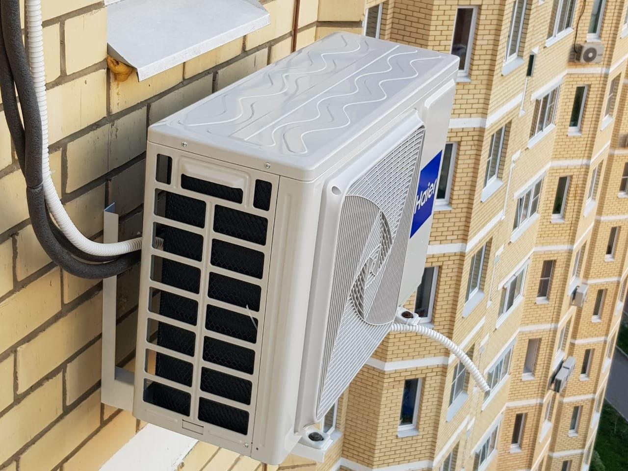 Вентиляция и кондиционирование квартиры в Москве
